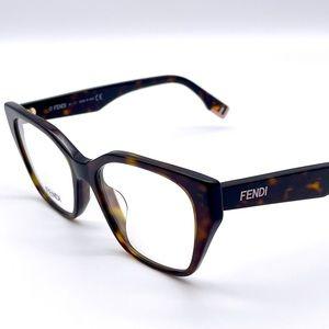 2021 BRAND NEW FENDI FE50001I 052 Eyeglasses